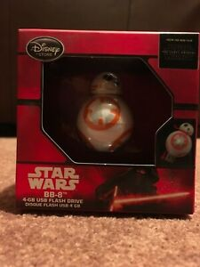 Disney-Store-4GB-Star-Wars-Official-BB-8-USB-Flash-Drive
