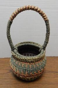 Multi-Color-Woven-Handle-Basket