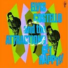 Elvis Costello Get Happy 2 X 180gm Vinyl LP Download Gatefold 2015