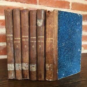 Ricordi Di 1830 Con 1842 Alexandre Dumas 6/8 C. 1854 E. O