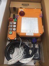F24-6D 6 Channels Hoist Crane Wireless remote Control AC/DC65V-440V (1T+1R)