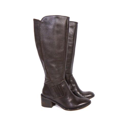 Donald J Pliner Envy Women's 6 Brown Leather Tall