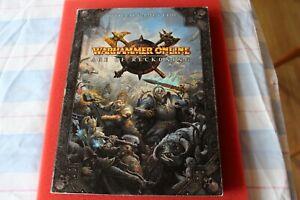 """Warhammer Online Age Of """"reckoning Jeu Officiel Guide 2008 334 Pages-afficher Le Titre D'origine"""