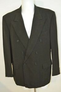 HUGO-BOSS-VESTE-COSTUME-JACKET-SUIT-54-T54-XL-VERT
