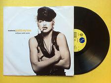 Madonna - Justify My Love (William Orbit Remix) Sire W9000T Ex Condition