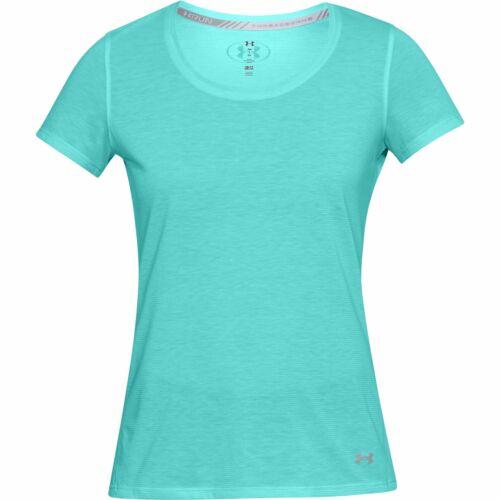 Under Armour Women/'s Threadborne™ Streaker Short Sleeve T-Shirt
