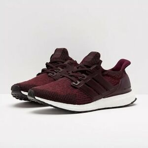 e752383d46e49 Adidas Ultra Boost 3.0 Deep Burgundy s80732 Men 6.5 Women 7.5 New ...