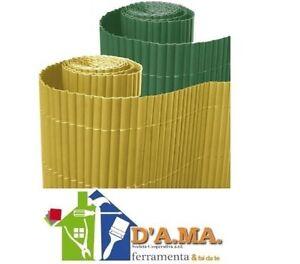Pannelli Grigliati In Plastica Per Giardino.Arelle Pannelli Da Giardino Pvc Fiesta 100x300cm Naturale Verde