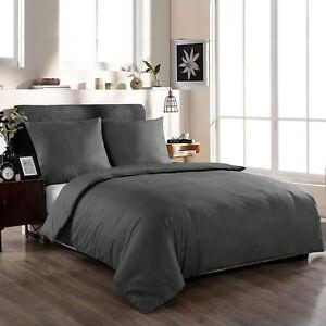 Bettwäsche 200x200 Cm Satin Warm Baumwolle Bettgarnitur Bettbezug