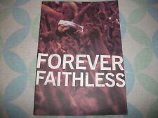 Faithless, Forever, Promotional magazine RARE