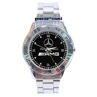 NEW MERCEDES BENZ AMG Custom Men Wrist Watch
