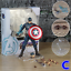 SHF-S-H-Figuarts-Marvel-Avengers-Endgame-Captain-America-6-034-Action-Figure-Movie thumbnail 8