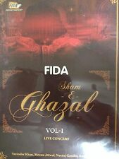 Fida Sham & Ghazal Vol. 1, DVD, Bollywood Film, Hindu Lang, New