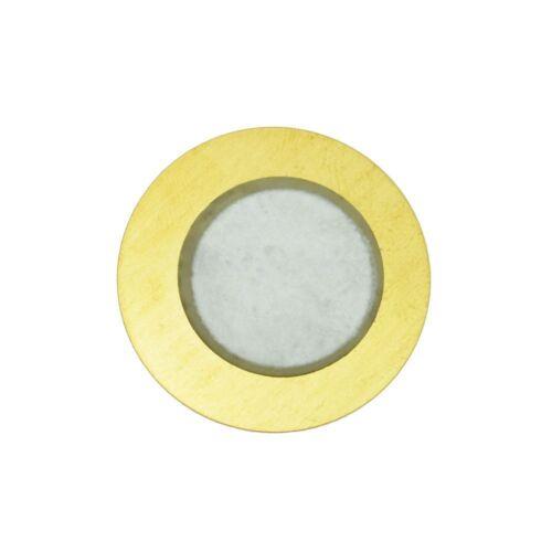 20PCS 27mm Piezo Elements Sounder Sensor Trigger Drum Disc Copper NEW