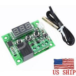 50-110°C 12V W1209 Digital Thermostat Temperature Control Switch Sensor Module