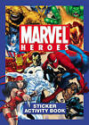 Marvel Heroes Sticker Book by Alligator Products Limited (Paperback, 2006)