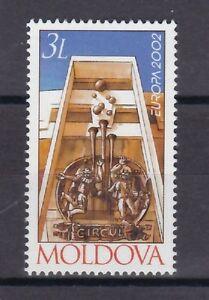 Moldawien-2002-postfrisch-Europa-MiNr-429