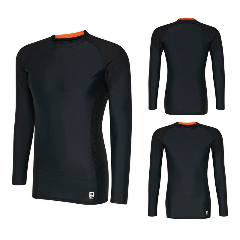 Hummel First Compression LS - Herren   Fitness Training Training Training   Art. 004329-2001 1578aa