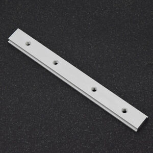 Aluminium t slot miter m6 200mm slide slab for t track spout stool image is loading aluminium t slot miter m6 200mm slide slab greentooth Gallery