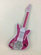 "RARE//Collectible Barbie ""Jam With Me"" Electronic Rock Star Guitar NEW"