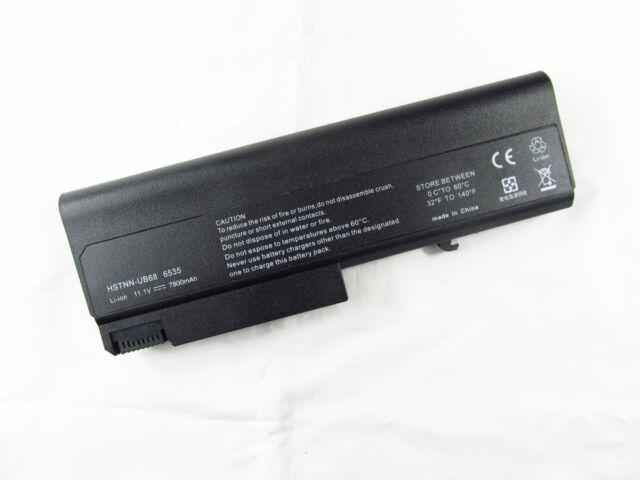 9 Cell Battery For HP EliteBook 6930p 8440p 8440w ProBook 6440b 6445b 6540b