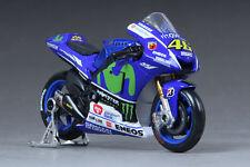 1:18 MAISTO YAMAHA YZR M1 model MotoGP Race Bikes Rossi Lorenzo race bikes Rossi