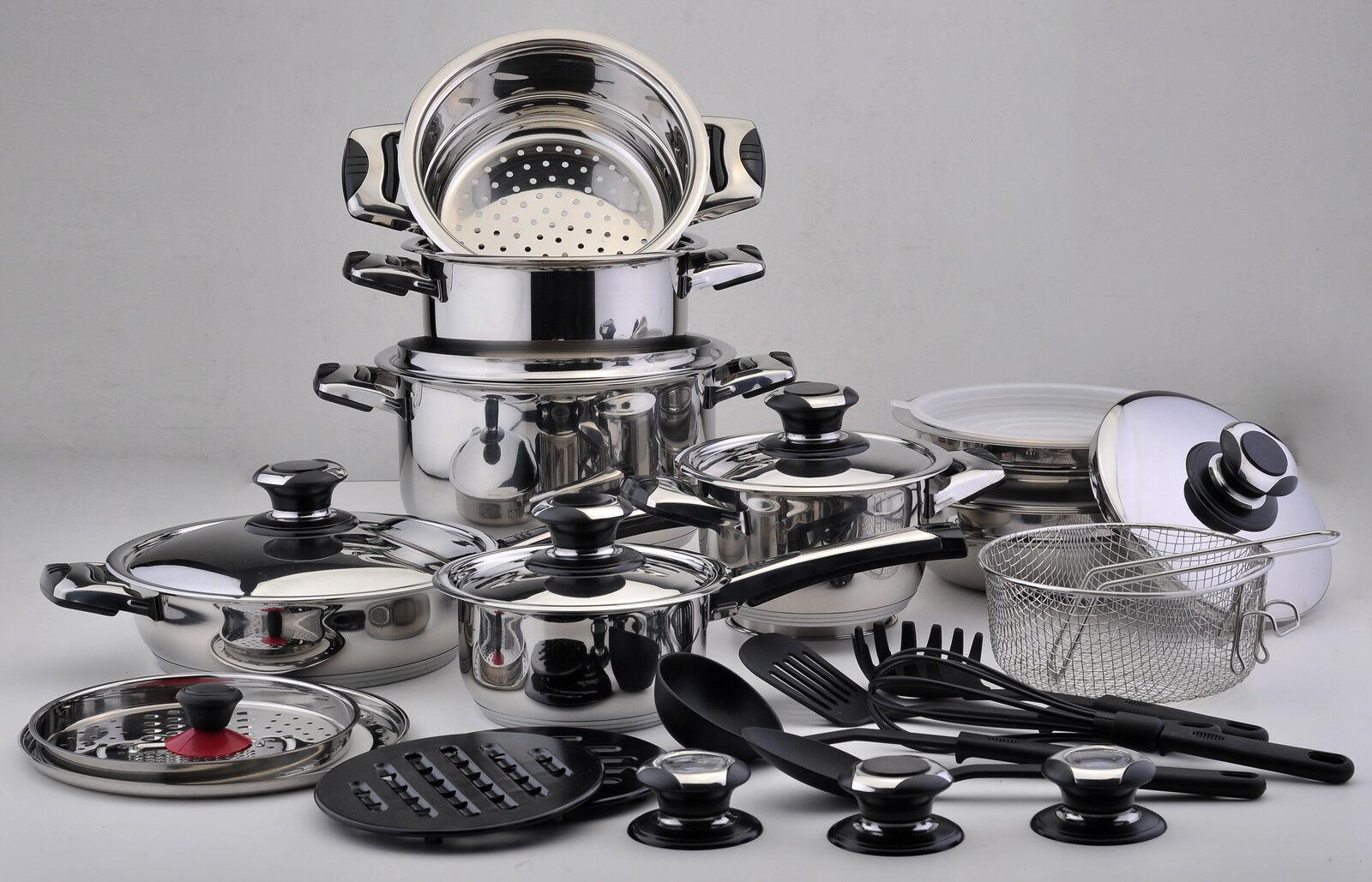 Batteria di cucina Solingen 30 pezzi