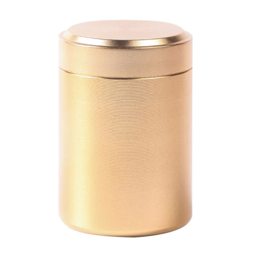 Stainless Steel Airtight Container,Smell Proof Stash Jar Weed Bud Box r