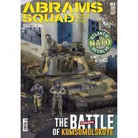 Abrams Squad The Modern Modeling Magazine Issue 19 The Battle Of Komsomolskoye