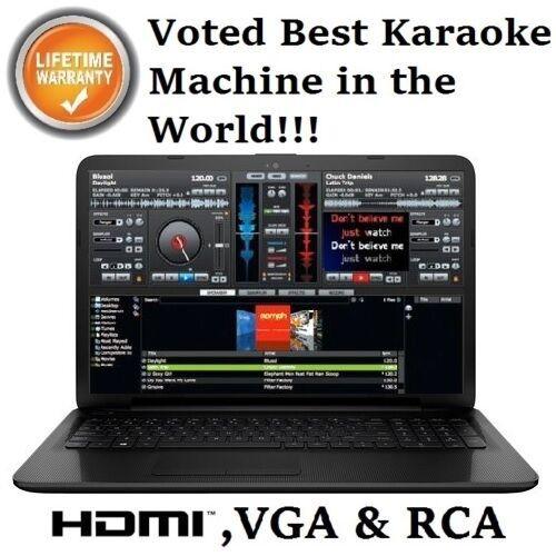 HP-Karaoke-Laptop-Professional-Karaoke-Computer-I3-Karaoke-Software-DJ-Software