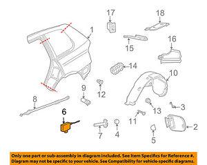 porsche oem 08 16 cayenne fuel door lock actuator 95562477302 ebay rh ebay com porsche cayenne wiring diagram porsche cayenne fuel pump removal