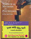 Statistical Methods for Psychology by David C. Howell (Mixed media product, 2001)