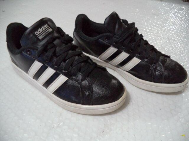 Size 7.5 - adidas Cloudfoam Advantage Black White