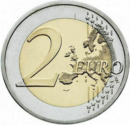 "2008 Luxembourg € 2 Euro Uncirculated UNC Coin /""Chateau Berg/"""