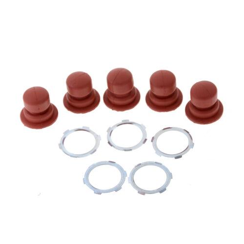 5Pcs//set Primer Bulb For Tecumseh 36045 36045A 36045 ROTARY 9289 Engine  W/&O PL