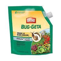Ortho Bug-geta Snail And Slug Killer 3.5-pound Free Shipping