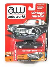1966 '66 Chevy Chevrolet Impala SS Special Edition AW Auto World Diecast 2017