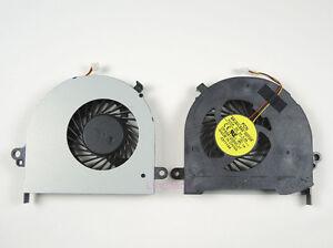 compatibile a RADIATORE TOSHIBA c75 per Satellite CPU c75d VENTOLA 3pin FAN a c75 c75d TxP45A