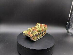 Ben dipinti 28mm BOLT ACTION 1/56 Scala Tedesco Marder III Tank Destroyer Ww2