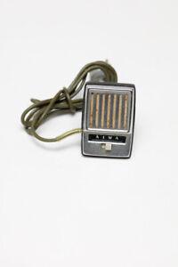 AIWA-microphone-MIC-Japan-Antiguo-Microphone-Microfono-OLD-Retro-Antique-RARE