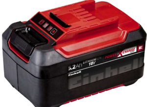 BATTERIA-DI-RICAMBIO-A-LITIO-PER-DISPOSITIVI-POWER-X-CHANGE-18V-5-2-AH-EINHELL