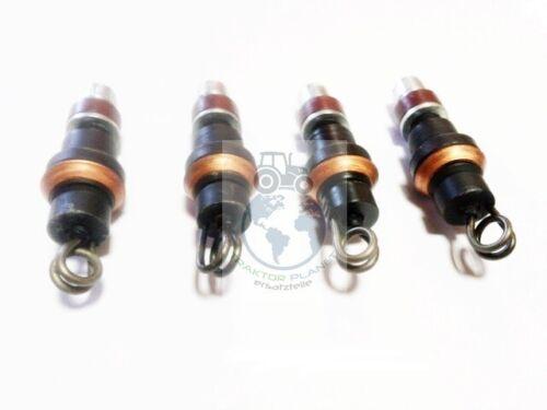 MTS Belarus 50 52 Glühkerze Vorglühkerze 4 Stück SATZ SND100B4