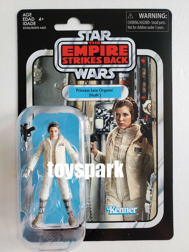 Star Wars 3.75  The Vintage Collection PRINCESS LEIA ORGANA Hoth action figure