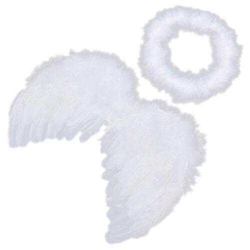 Baby Feather Angel  Foto Requisiten Unisex BABY SHOWER FAVORS 6 18