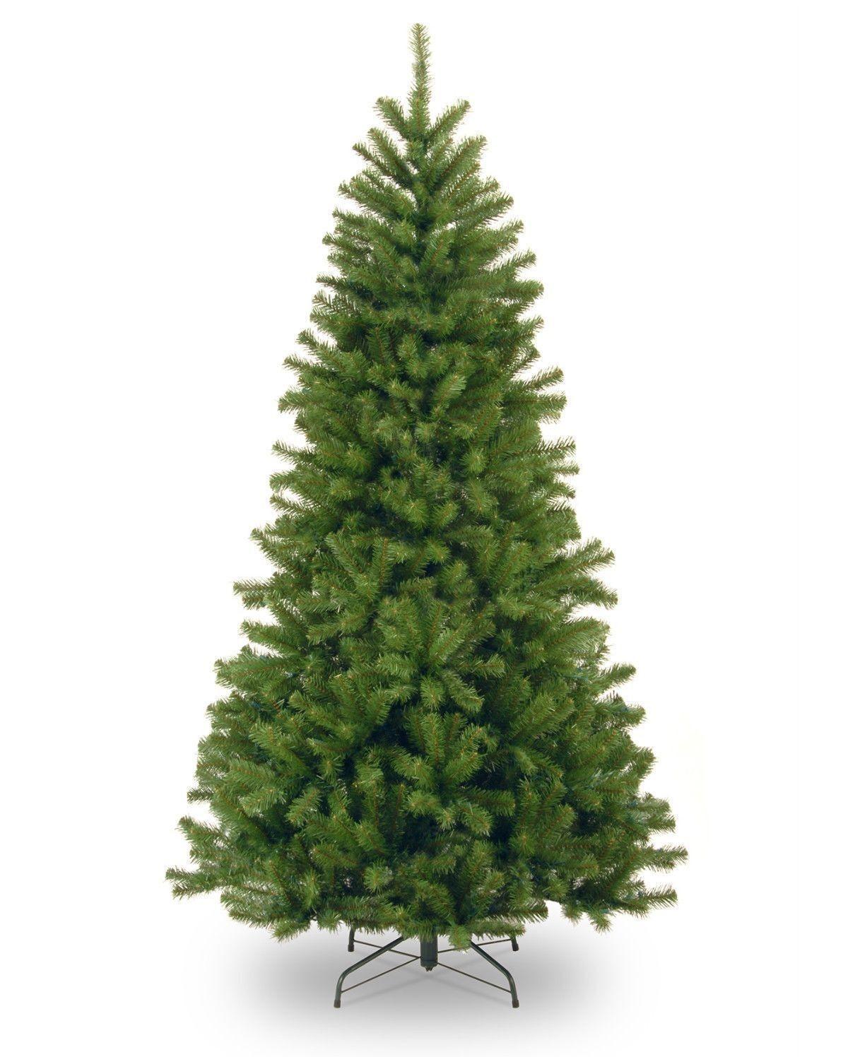 verde Navidad Árbol de Navidad artificial de Colorado de Lujo con Soporte de Metal 6ft, 7ft