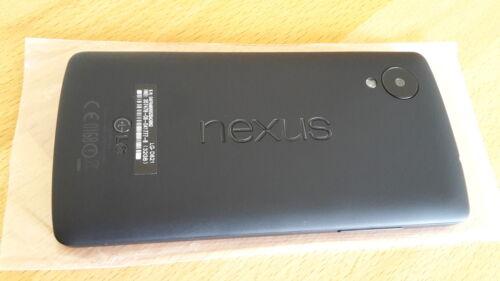 1 von 1 - LG Nexus 5 Google 32GB Schwarz + ohne Simlock + ohne Branding *WIE NEU*