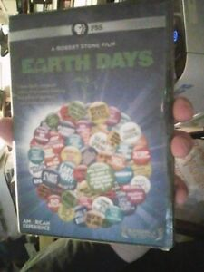 American-Experience-Earth-Days-DVD-Region-1-WS-free-ship-new-sealed