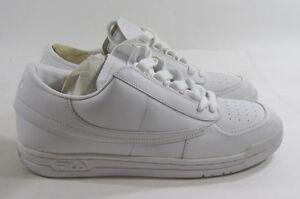 Sp00415m Neuf Tennis Taille Original Blanc Fila 100 triple 5 9 TTZvqw