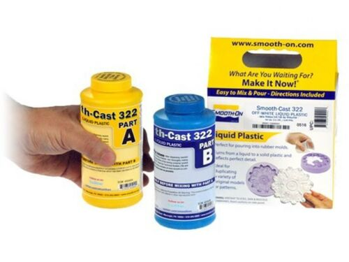 Smooth Cast Series Trial Kit 322 860gm