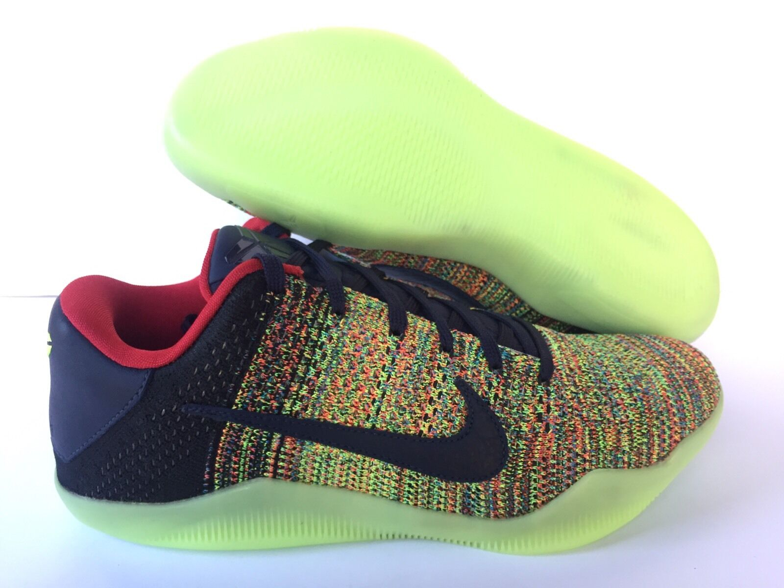 NIKEiD KOBE ELITE LOW BLACK/MULTICOLOR [ 903710-993 ] US MEN SZ 9.5